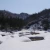 米湿原 3月
